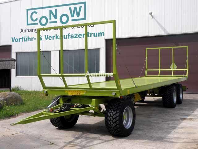 CONOW Ballentransportwagen remorcă agricolă nou