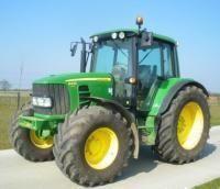 JOHN DEERE 6430 tractor cu roţi