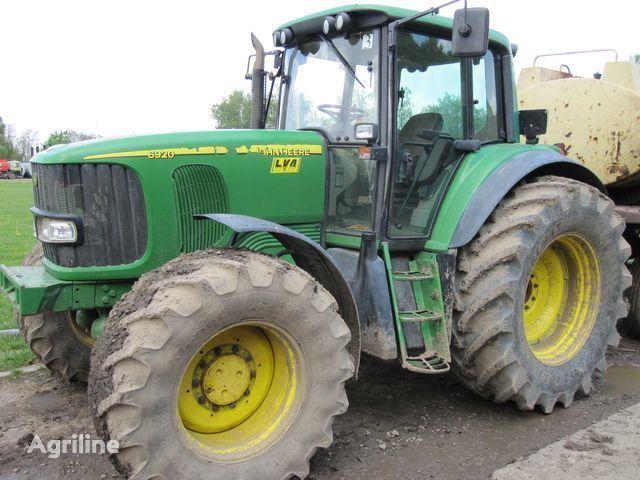 JOHN DEERE 6920 tractor cu roţi