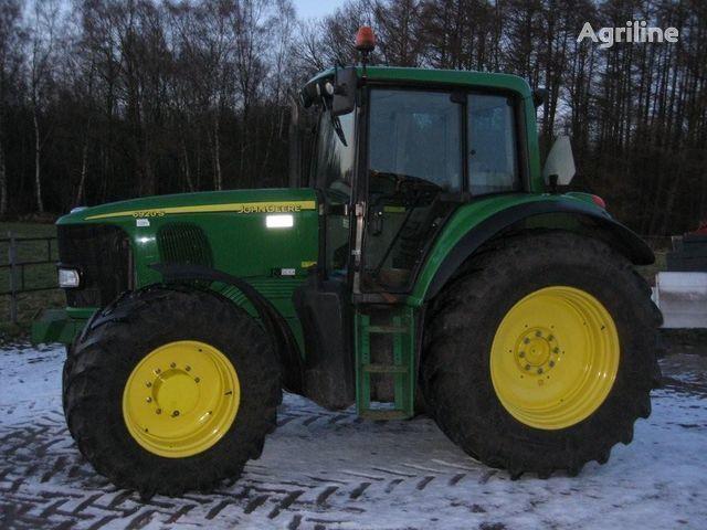 JOHN DEERE 6920S tractor cu roţi