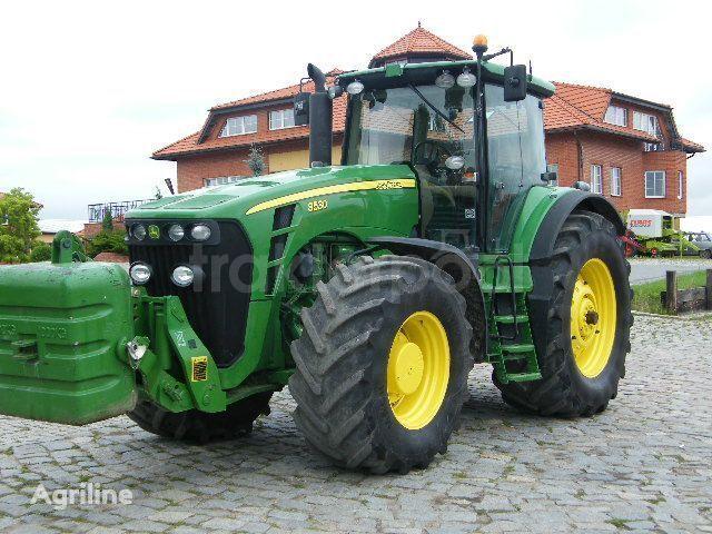 JOHN DEERE 8530 tractor cu roţi