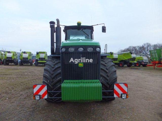 JOHN DEERE 9630 tractor cu roţi