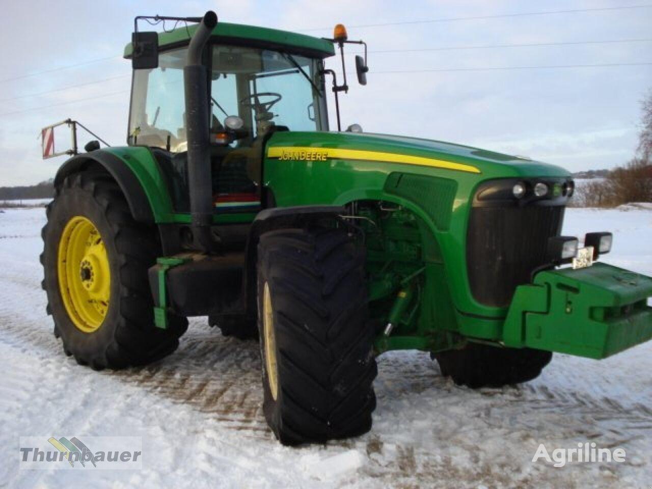 JOHN DEERE Kabine 8020 Serie tractor cu roţi