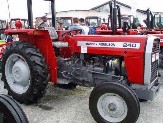 MASSEY FERGUSON 240 tractor cu roţi nou