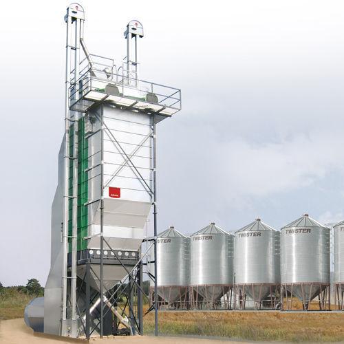 Potochnye zernosushilki MEPU serii CF uscător de cereale