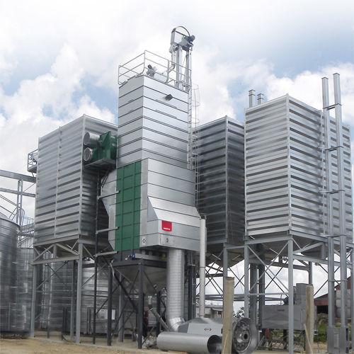 Stacionarnye vakuumnye zernosushilki MEPU serii DCR uscător de cereale nou