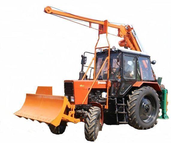 BKM 2MT alte mașini de construcții