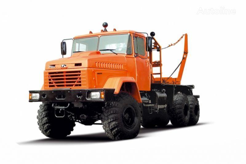 KRAZ 64372 tip 1 alte mașini de construcții