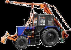 Burilno-kranovaya mashina (oborudovanie navesnoe dlya izgotovleniya alte mașini de construcții