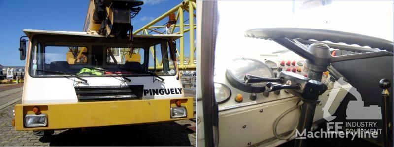 PINGUELY INTEGRAL 18 automacara