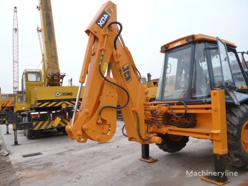 JCB 4CX buldoexcavator