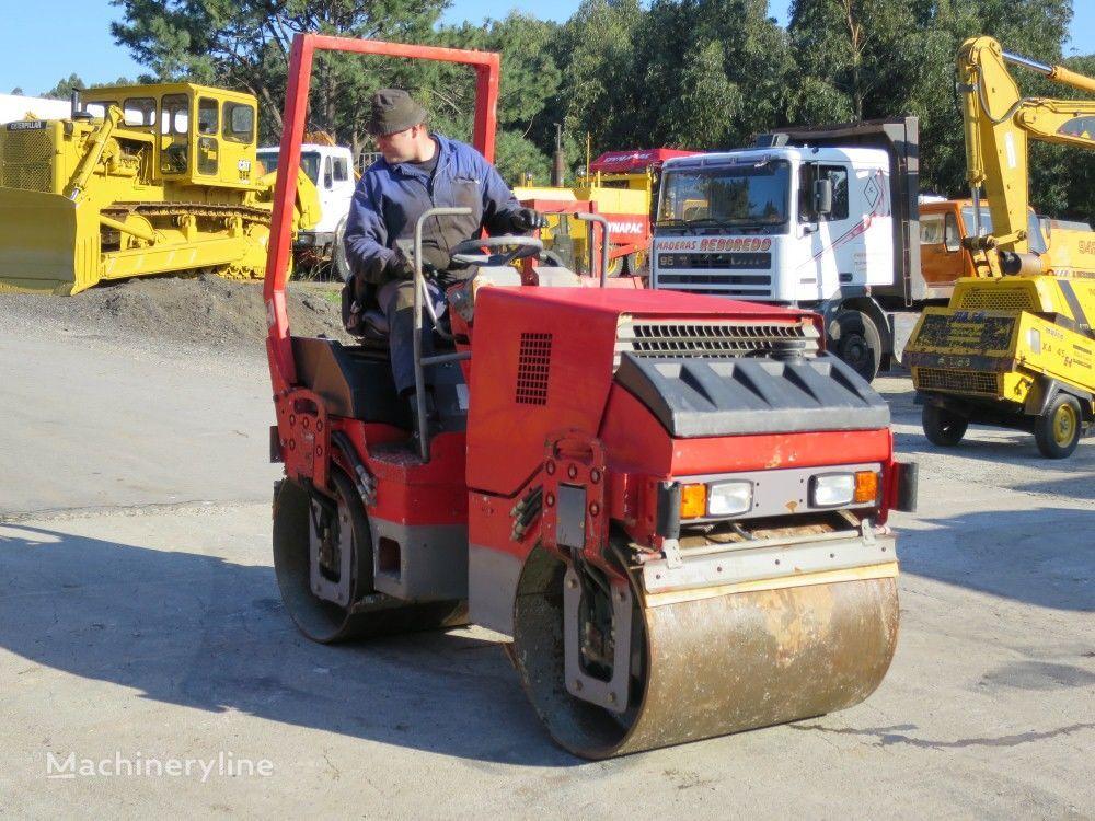 HAMM HD10 cilindru compactor pentru asfalt