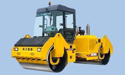 XCMG XD131  cilindru compactor pentru asfalt nou