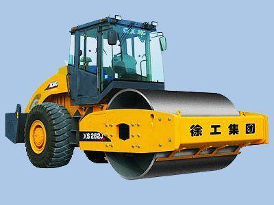 XCMG XS202J, XS222J, XS262J cilindru compactor pentru terasamente nou