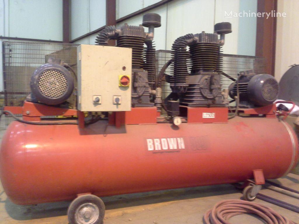 Diversen BROWN LT 500 compresor