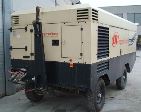 INGERSOLL RAND 12/235 VHP825 compresor