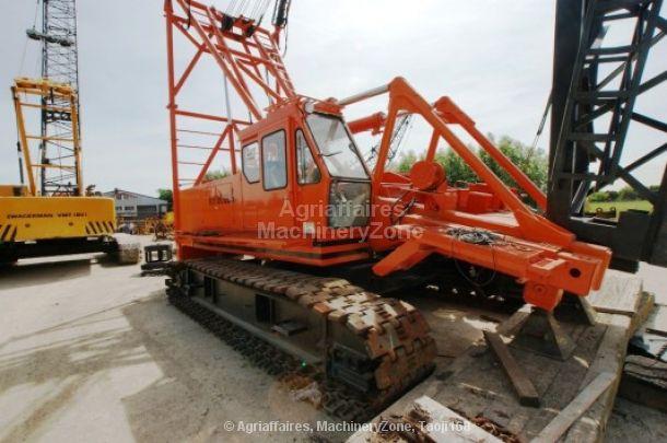 HITACHI KH 180-2 GLS dragline