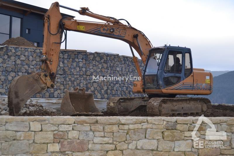 CASE 9013 excavator pe şenile