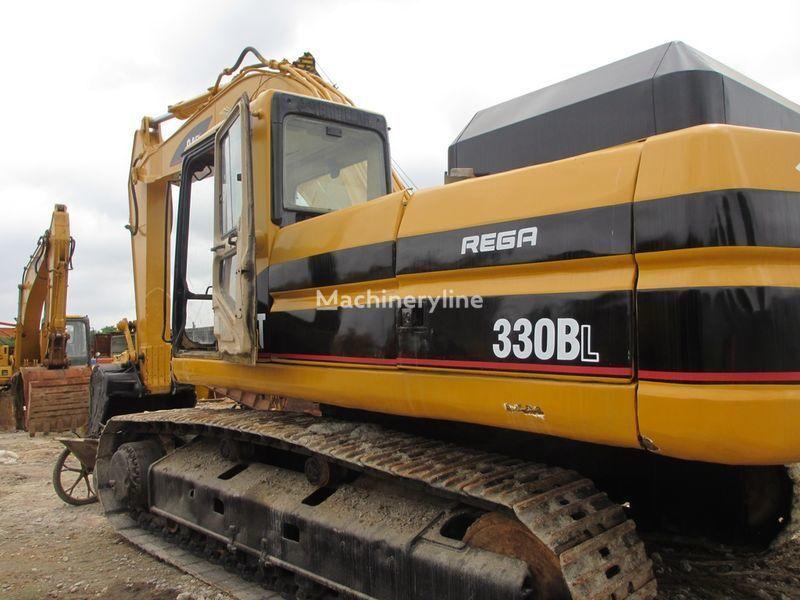 CATERPILLAR 330BL excavator pe şenile