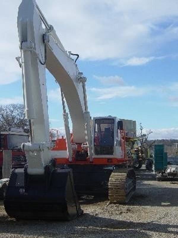 DAEWOO DH 450 excavator pe şenile
