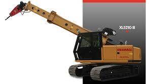 GRADALL XL 3210 4210 5210 3310 4310 5310 7320 excavator pe şenile