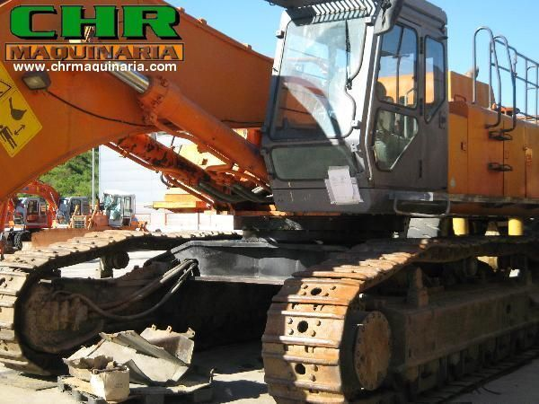 HITACHI EX800 excavator pe şenile