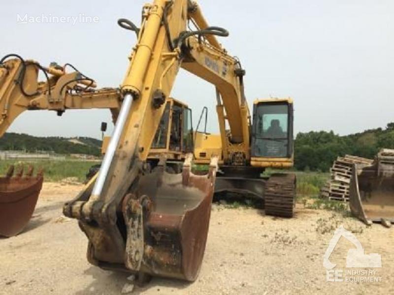 KOMATSU  PC 210 LC-6K excavator pe şenile