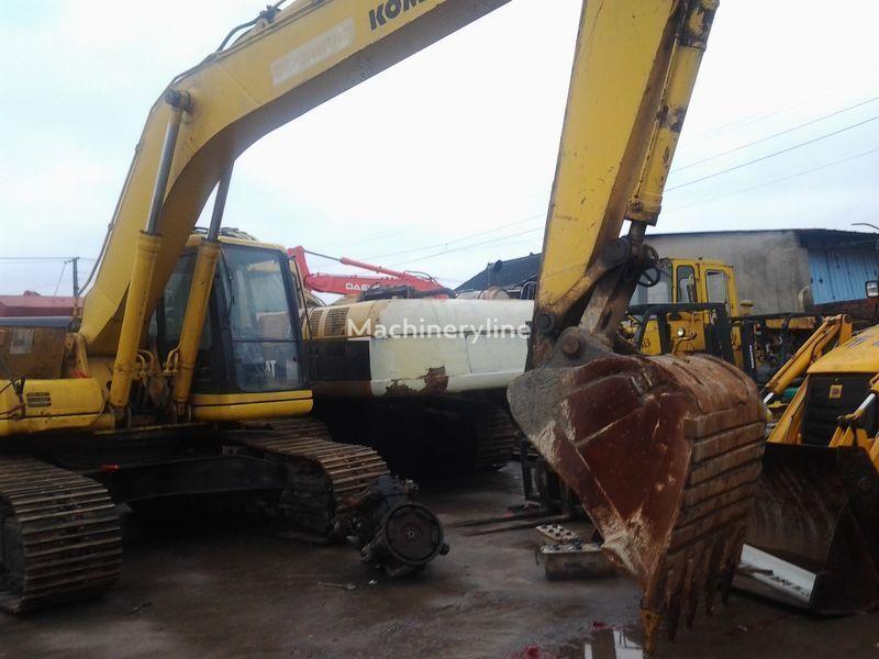 KOMATSU PC220-6 excavator pe şenile