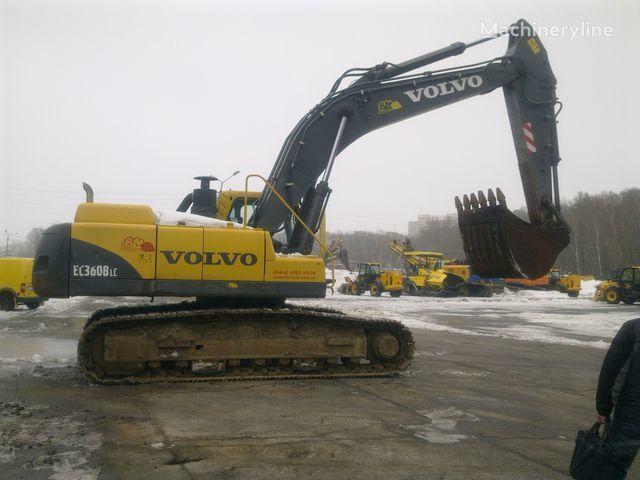 VOLVO EC360B LC excavator pe şenile