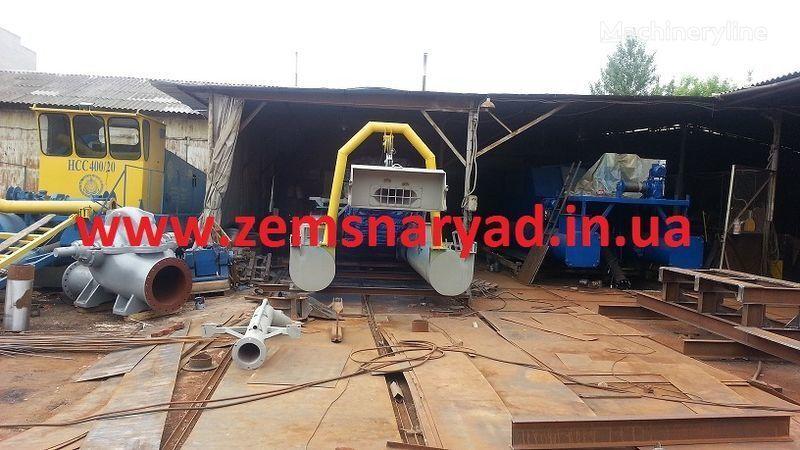 NSS 400/20-F-GR excavator plutitor nou