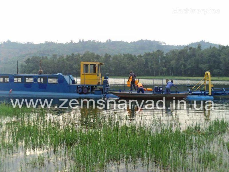 NSS 400/20-F-K excavator plutitor nou