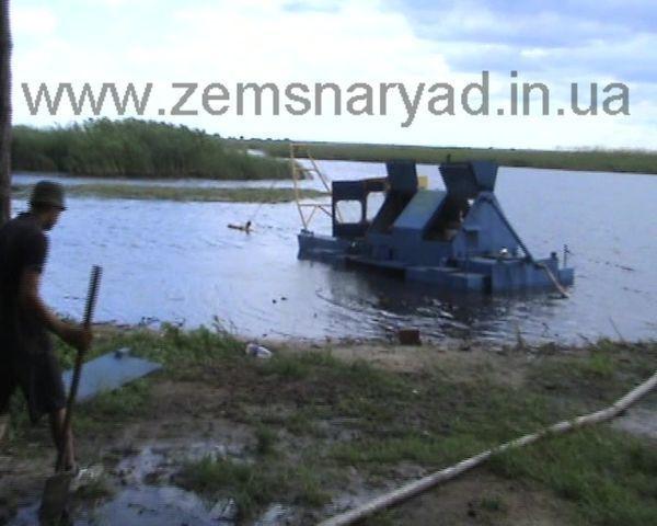 NSS 60/23-D-GR mini zemsnaryad excavator plutitor nou