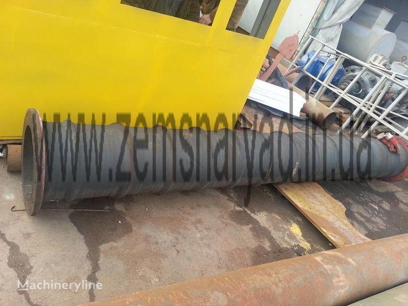 NSS Naporno-vsasyvayushchiy rukav D 400 mm excavator plutitor
