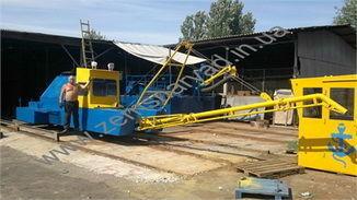 NSS Zemsnaryad 100/30-GR excavator plutitor nou