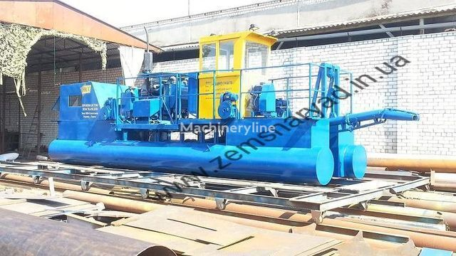 NSS Zemsnaryad 300/30-GR (prof.mini zemsnaryad) excavator plutitor nou