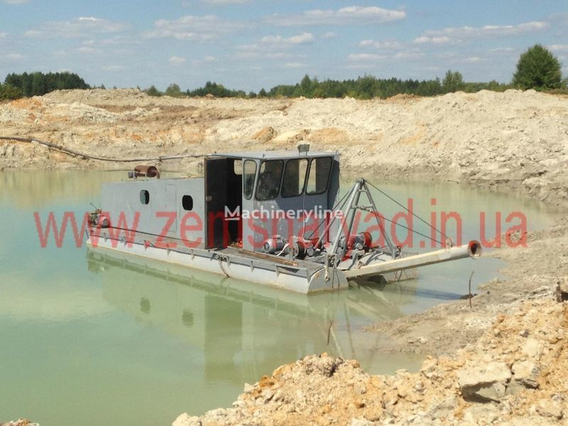 NSS Zemsnaryad 400/20 V NALIChII excavator plutitor