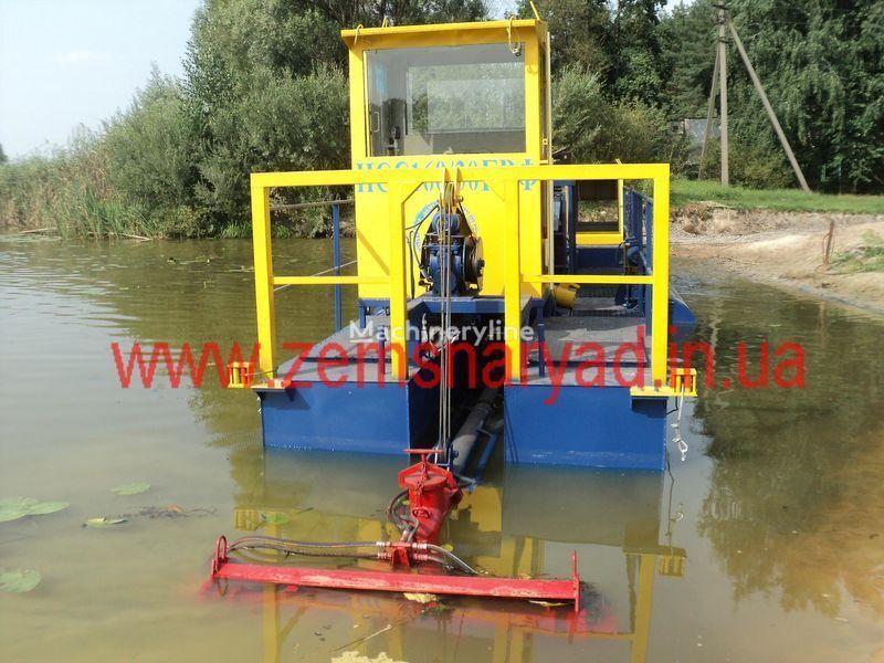 NSS Zemsnaryad NSS 160/30-F-GR excavator plutitor nou