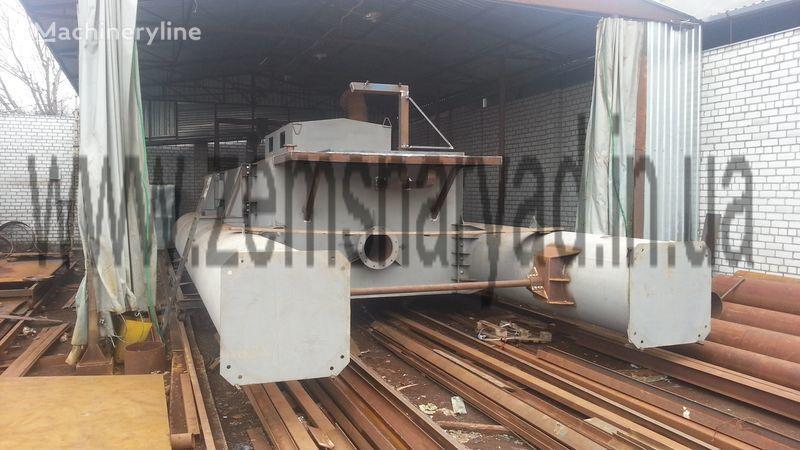 NSS Zemsnaryad NSS 2500/50-F excavator plutitor nou