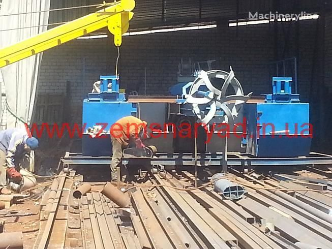 NSS Zemsnaryad NSS 400/20-F-E excavator plutitor nou
