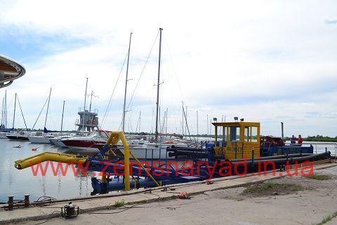 NSS Zemsnaryad NSS 400/20-GR excavator plutitor nou