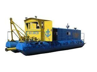 NSS Zemsnaryady ot proizvoditelya excavator plutitor