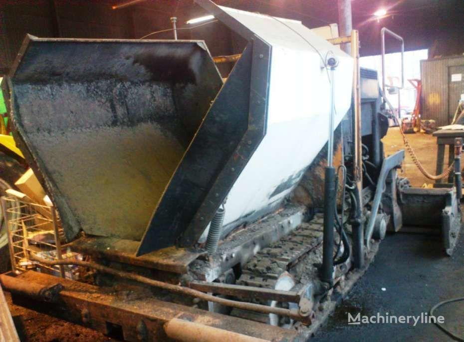ABG ROAD MASTER RM 220 finisor asfalt pe şenile