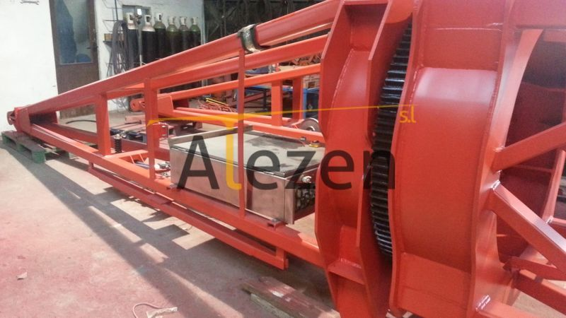 SAEZ s 46 RECONDITIONED macara turn