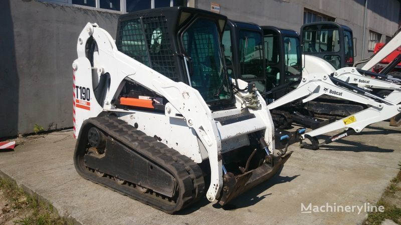BOBCAT T190 High Flow mini incarcator