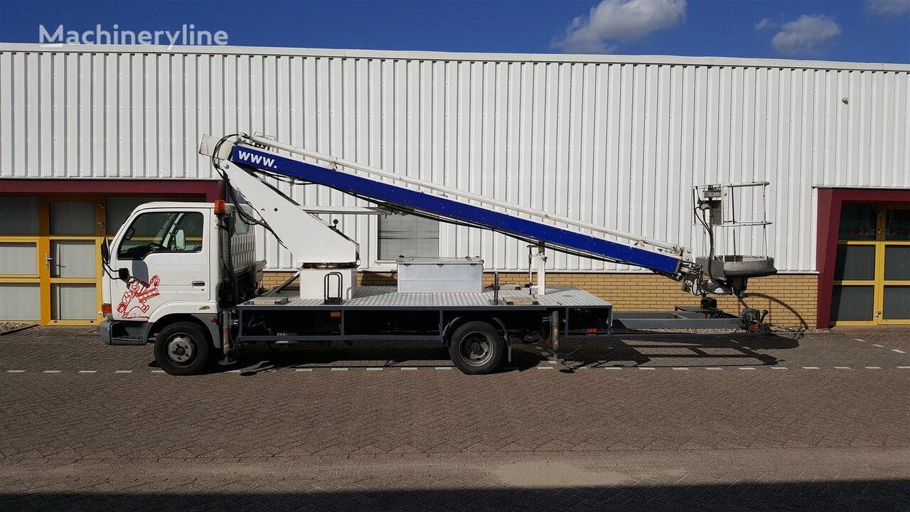 COLOMBO TLC 22 nacelă pe camion