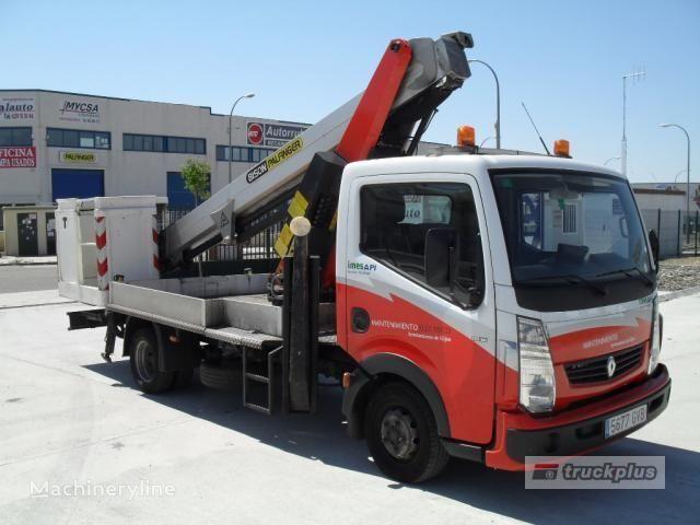 RENAULT MAXITY 110.35 nacelă pe camion