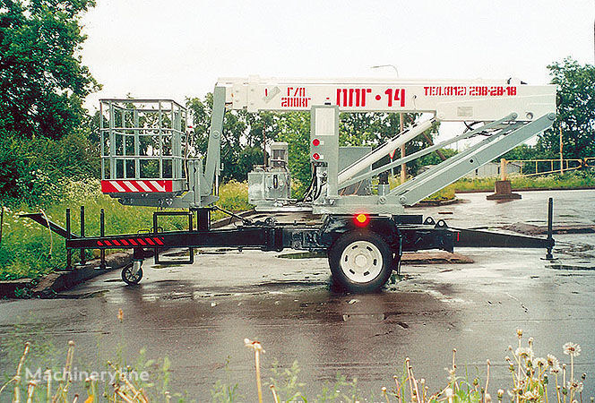 Lifting Machines PPG-14  nacele cu brat telescopic