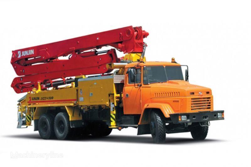 KRAZ 65053 JXZ 37-4.16NR  pompă de beton