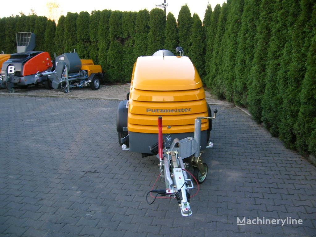 PUTZMEISTER M740/4 NEW GENERATION pompă staţionară pentru beton nou