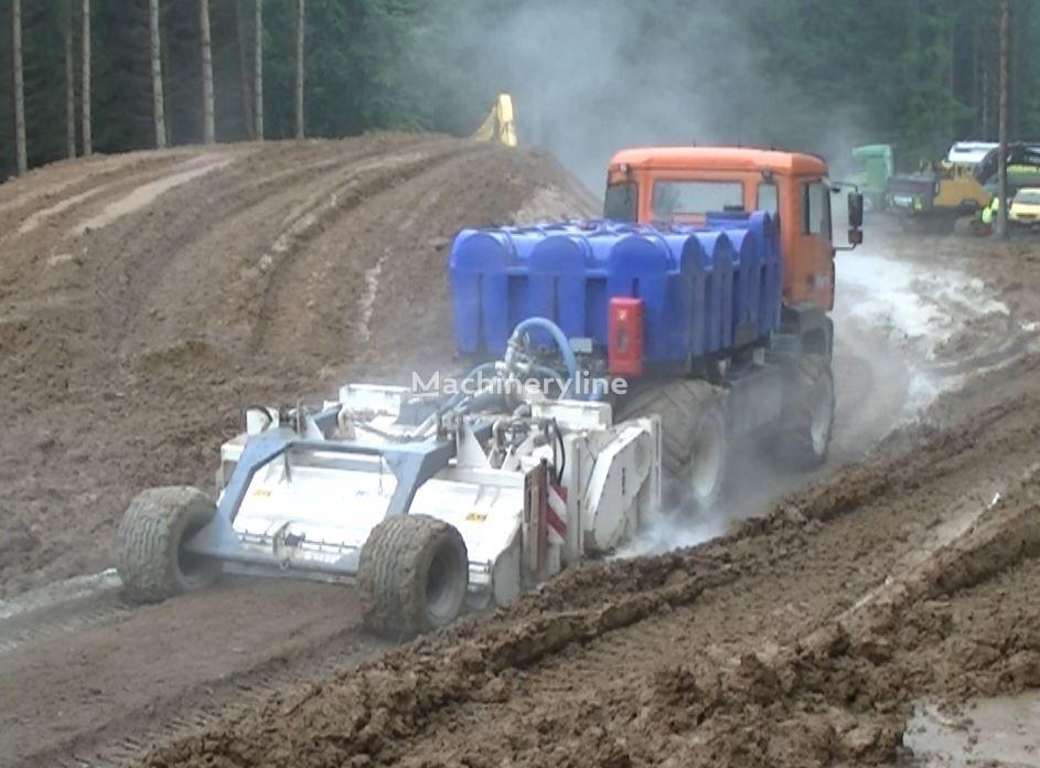 MAN MAN Multifunctionstrac MFT reciclare asfalt